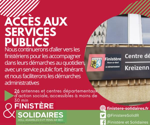 #19 - Accès services publics
