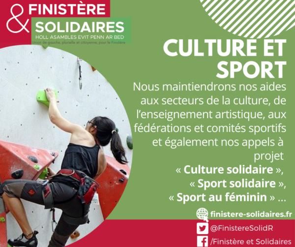 #24 - Culture et Sport