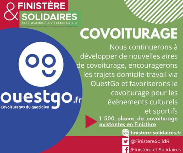 #6- Covoiturage - OuestGo et Aires