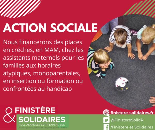 #9 - Action sociale -Creches,MAM